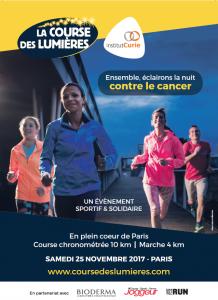 La Course des Lumières, ensemble contre le cancer