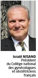 Président du Collège national des gynécologues et obstétriciens français